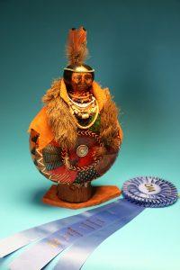 Joyce Campbell Indian gourd