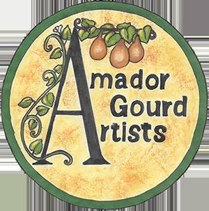 Amador Gourd Artists logo